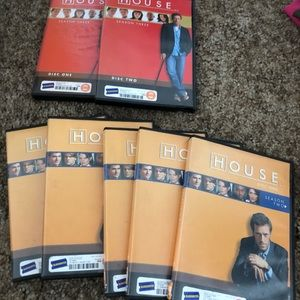 Other - HOUSE dvd's